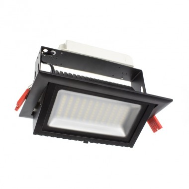 Projecteur LED Samsung Orientable Rectangulaire 60W Noir