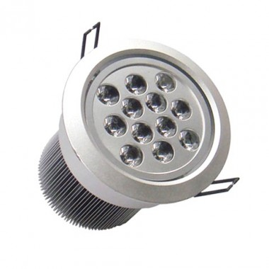Spot LED Downlight Rond Orientable 12x1W