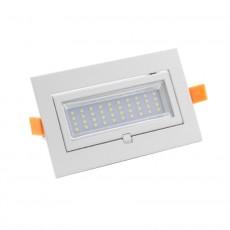 Foco LED Expositores y Murales 20W