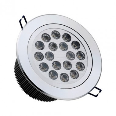 Spot LED Downlight Rond Orientable 18x1W