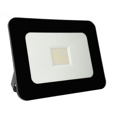 Projecteur LED Extra-Plat 50W Noir