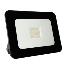 Foco Proyector LED Slim 10W Black