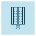Ampoules LED E27 Éc. Public