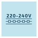 Rubans LED 220-240V AC
