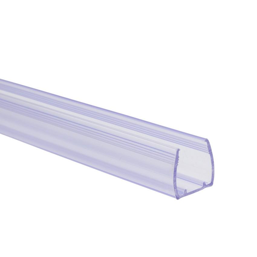 Profilo in pvc 1m per strisce led neon ledkia italia - Strisce led per mobili ...