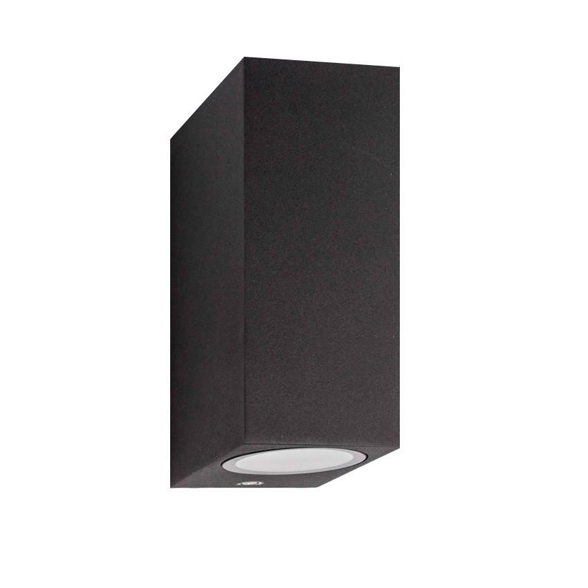 applique miseno grigio scuro ledkia italia. Black Bedroom Furniture Sets. Home Design Ideas