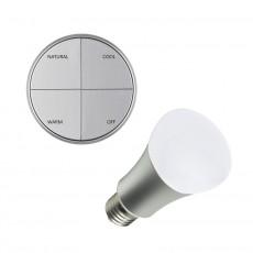 Bombilla LED + Pulsador Wifi