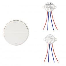 Interruptor Wireless de 2 Bandas