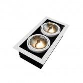 Faretto LED Cree Orientabile COB AR111 30W Regolabile
