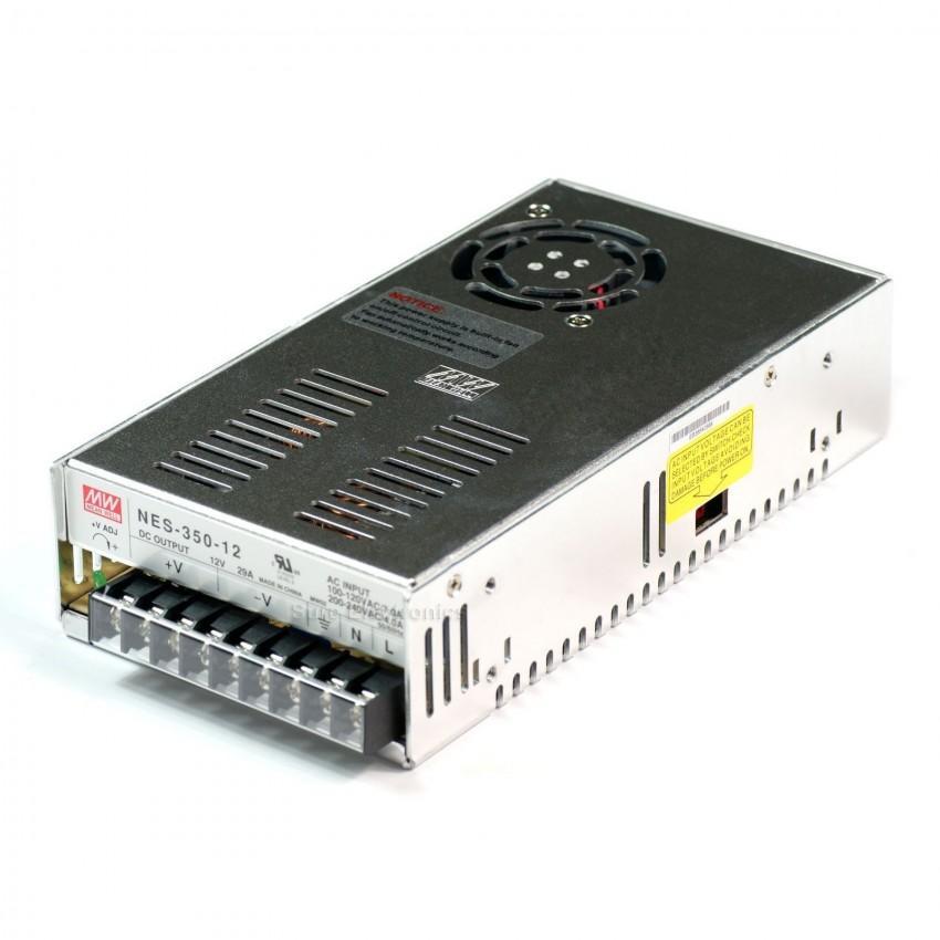 Alimentatore Mean Well NES-350 12V