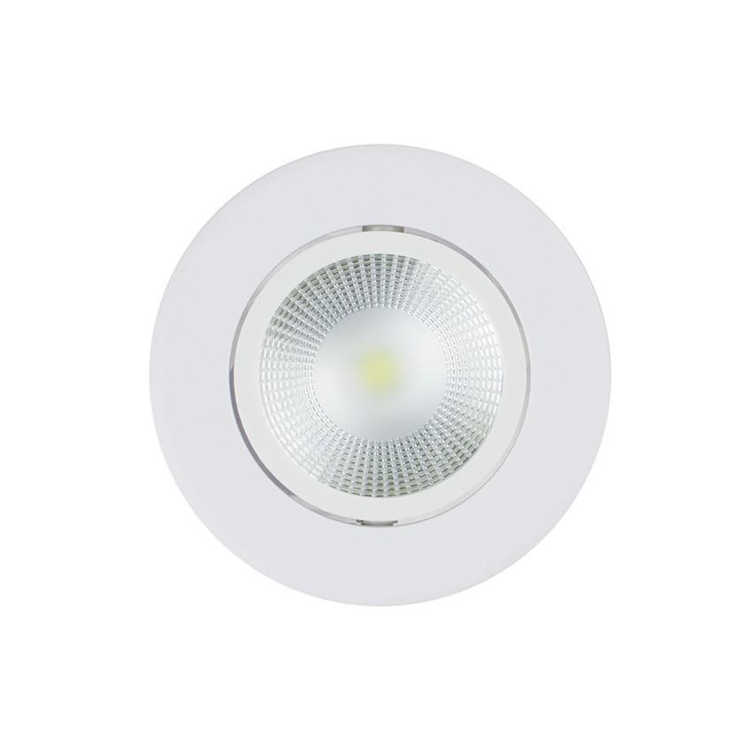 Faretto LED Downlight Orientabile COB 5W - Ledkia Italia