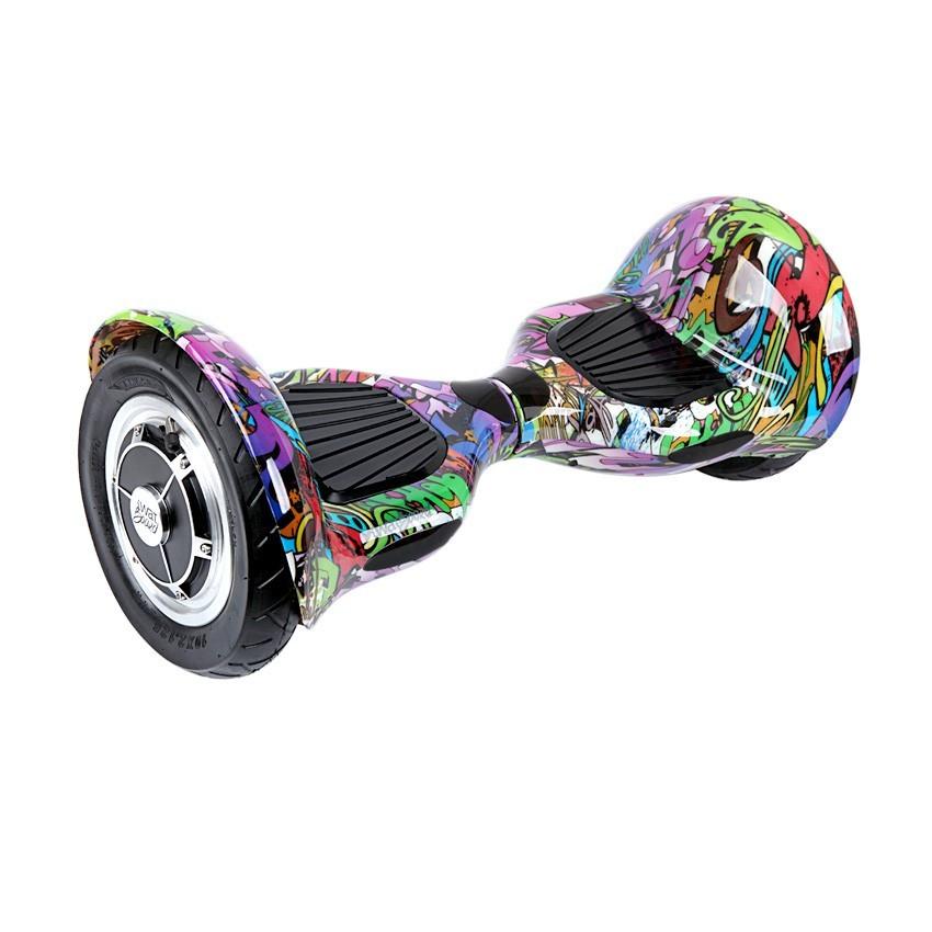 Skate iWatBoard i10 Bluetooth Multicolor - Ledkia.it