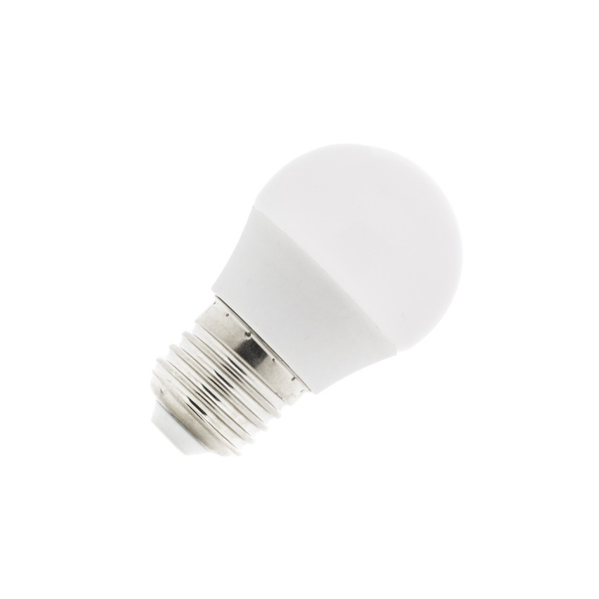 Lampada led e27 g45 5w ledkia italia for Lampade e27 a led
