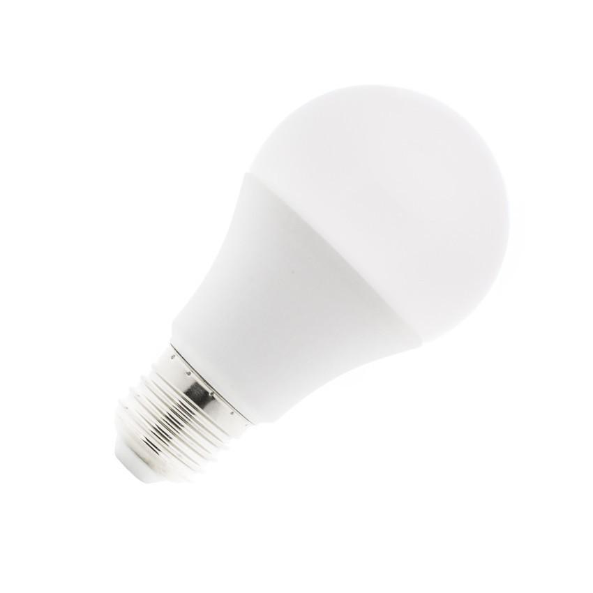 lampada led e27 a60 7w ledkia italia
