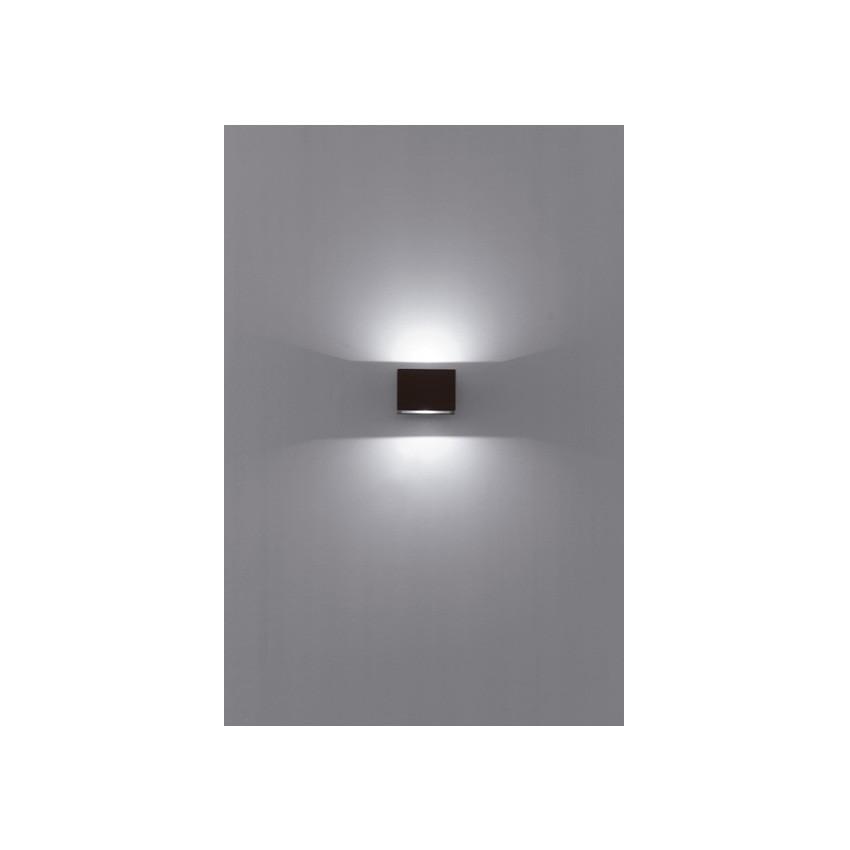 Applique led gades 6w ledkia italia - Applique led esterno ...