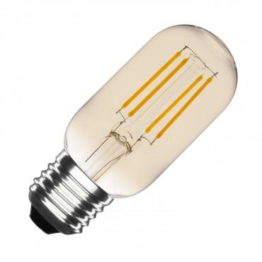 t45 e27 3.5w tory gouden led lamp (dimbaar) - ledkia
