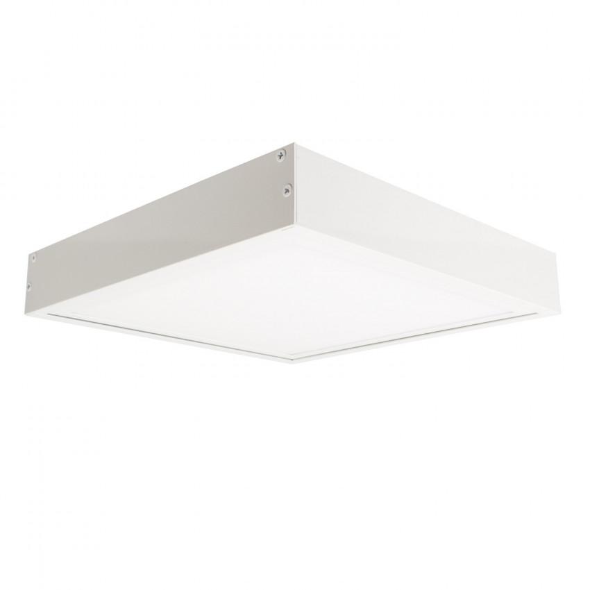 LED Paneel 60x60cm 40W 4000lm Microprismatisch (UGR17) + Opbouw Kit