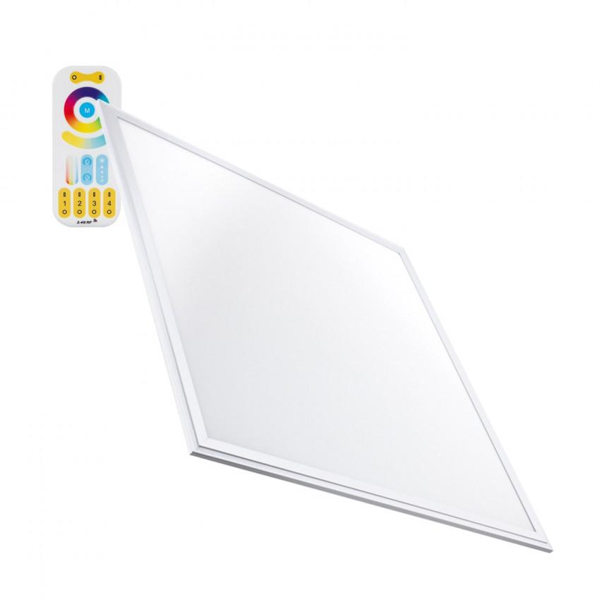 36W 60x60cm RGB LED paneel met CCT Selecteerbaar (3600lm)