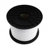 Szpula Taśmy elastycznej LED Neon 120LED/m Barwa biała ciepła 50 Metrów