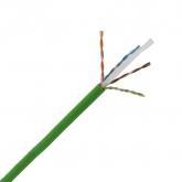 Kabel SFTP kat. 6 Zero halogen Miedź i CCA 305 metrów