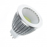 GU5.3 90º 5W COB LED Lamp (220V AC)