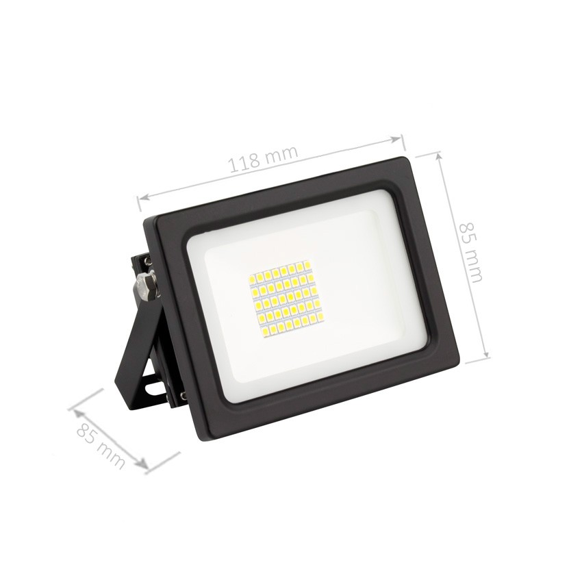 High Efficiency 20W SMD LED Floodlight (135lm/W)
