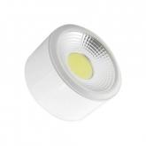 White Style 7W COB LED Surface Panel