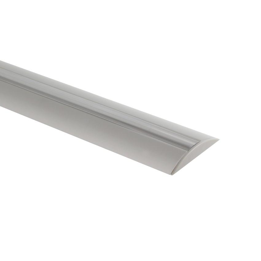 1m aluminium profile for p7 led strips ledkia united kingdom. Black Bedroom Furniture Sets. Home Design Ideas