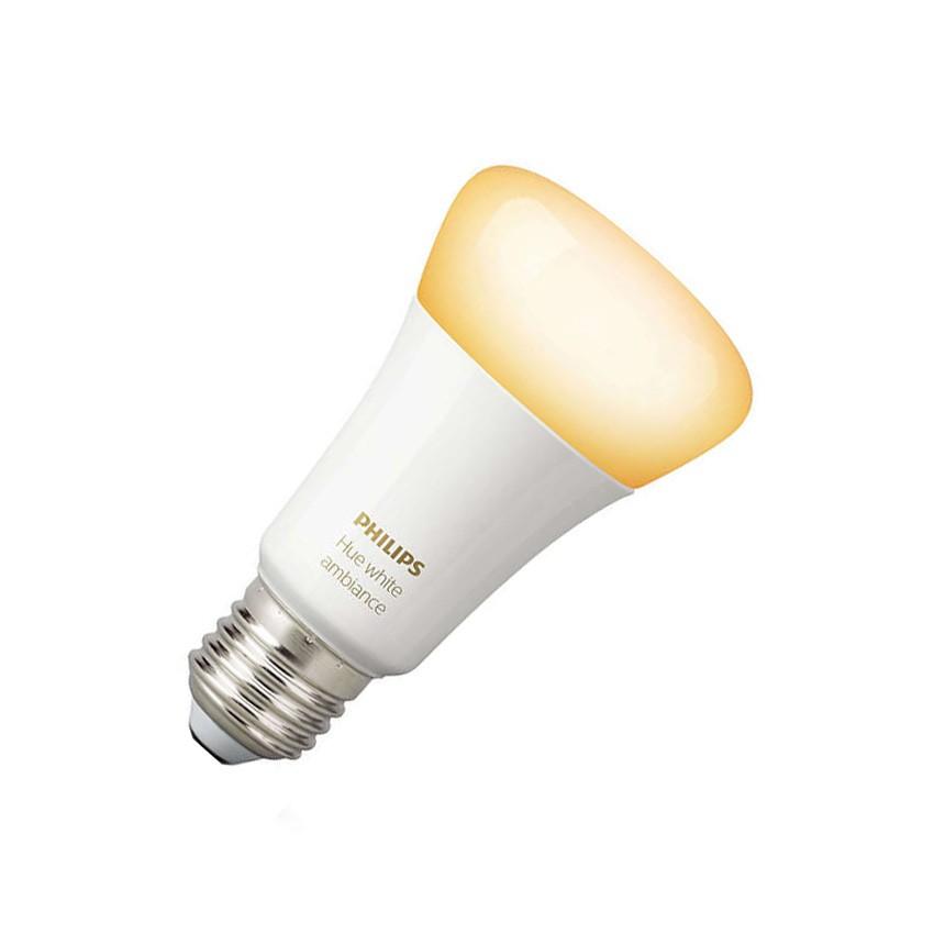 bulb led philips e27 hue ambiance 9w ledkia united kingdom. Black Bedroom Furniture Sets. Home Design Ideas