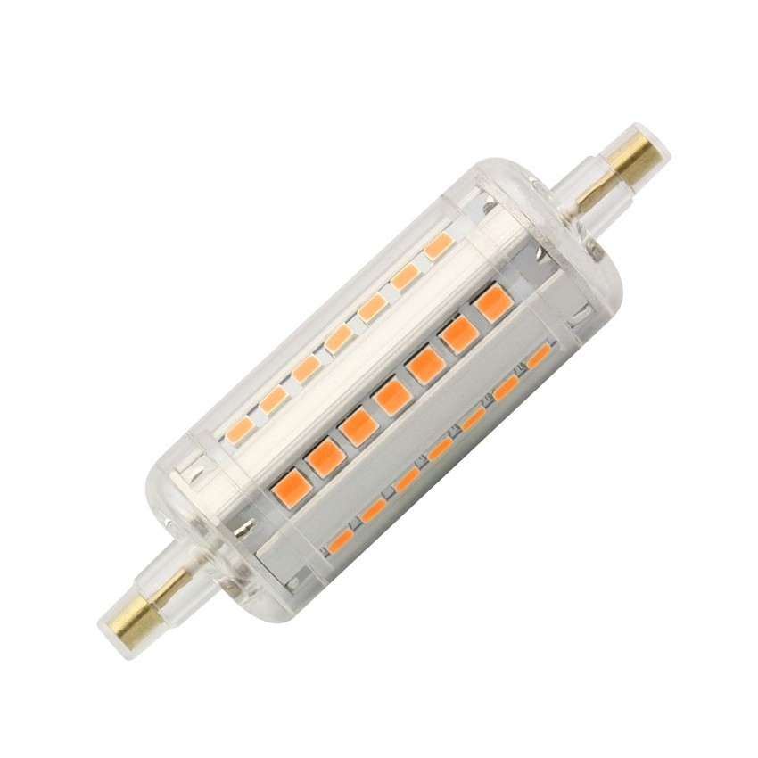 Slim 78mm r7s 5w led bulb ledkia united kingdom for Led r7s 78mm osram