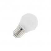 Glass E27 4W LED Bulb