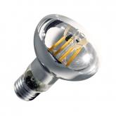 R63 E27 6W LED Filament Bulb (Dimmable)