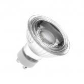 Glass GU10 5W COB LED Bulb (220V)