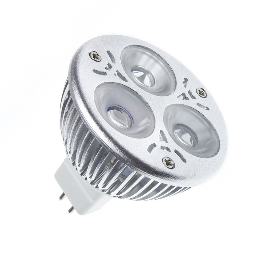 gu5 3 mr16 3w 60 led lamp 220v ac ledkia united kingdom. Black Bedroom Furniture Sets. Home Design Ideas