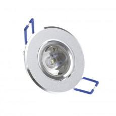Adjustable 1W COB LED Downlight