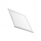 18W 30x30cm Slim Emergency LED Panel with a White Frame