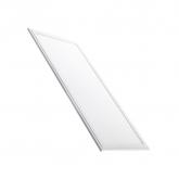 36W 60x30cm Slim Emergency LED Panel with a White Frame