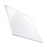40w 60x60cm Slim Emergency LED Panel with a White Frame (3200 lm)
