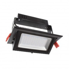 Samsung Rectangular Adjustable 28W LED Spotlight in Black