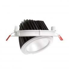 60W Round Adjustable Samsung LED Spotlight